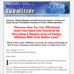 Instant Affiliate Submitter thumbnail image