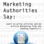 Article Marketing Authorities Say thumbnail image