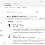 Elance Email Design Contractors thumbnail image