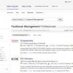 Elance Facebook Marketing Contractors thumbnail image