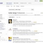 Elance Twitter Background Designers thumbnail image