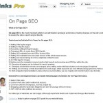 GetLinksPro On-Page SEO thumbnail image