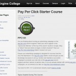 SearchEngineCollege PPC 101 thumbnail image