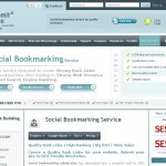 SubmitEdge Social Bookmarking thumbnail image