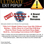 Ultimate Exit PopUp thumbnail image