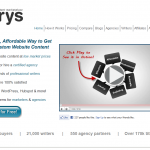Zerys Content Marketplace thumbnail image