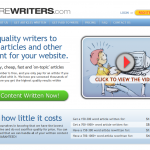 HireWriters.com thumbnail image