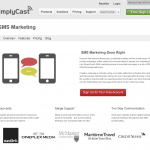 SimplyCast SMS Marketing thumbnail image
