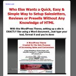 Sales Page Theme thumbnail image