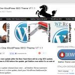 Stallion All In One WordPress SEO Theme thumbnail image
