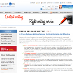 SubmitinMe Press Release Writing service thumbnail image