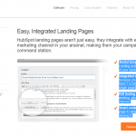 Hubspot Landing Page Software thumbnail image