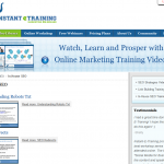 Instant E-Training In-House SEO thumbnail image