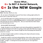 The Truth about Google Plus for Business thumbnail image