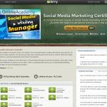 Social Media Marketing Certificate thumbnail image