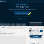 WPMU DEV Floating Social thumbnail image