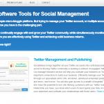SocialMotus Twitter Software thumbnail image