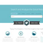 Topsy Pro Analytics thumbnail image