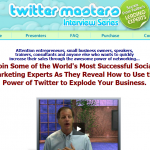 Twitter Masters Interview series thumbnail image