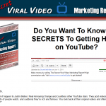 The Secret Viral Video Marketing Report thumbnail image