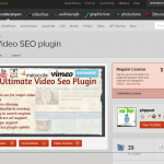 Ultimate Video SEO plugin thumbnail image