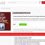WP Social Fan Page Builder thumbnail image