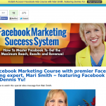 Facebook Marketing Success System thumbnail image