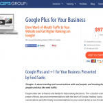 Google Plus and +1 for Your Business thumbnail image
